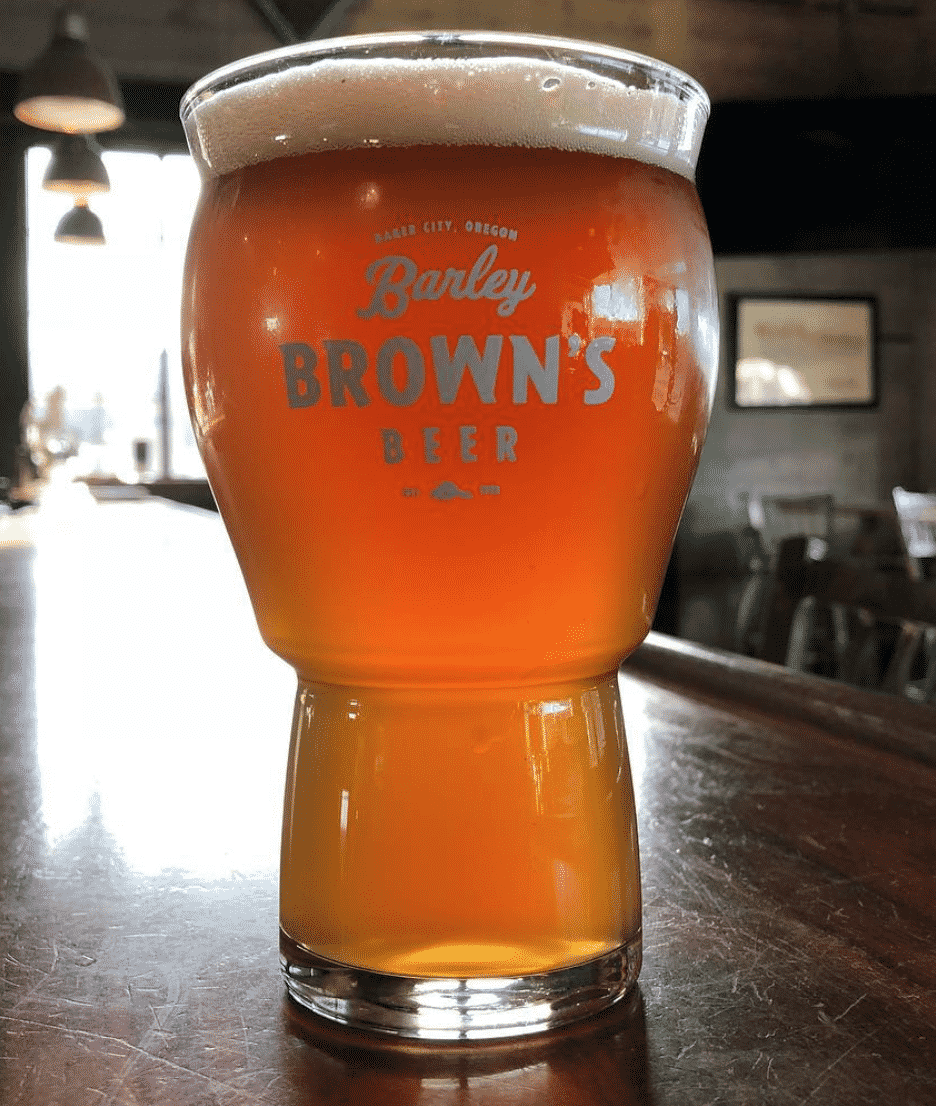 Barley Brown's Brew Pub Craft Brewery