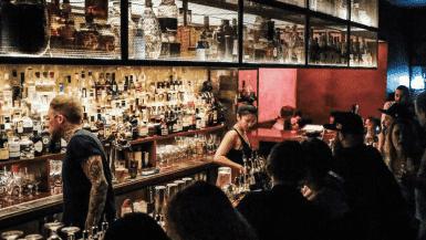 The best Toronto Bars