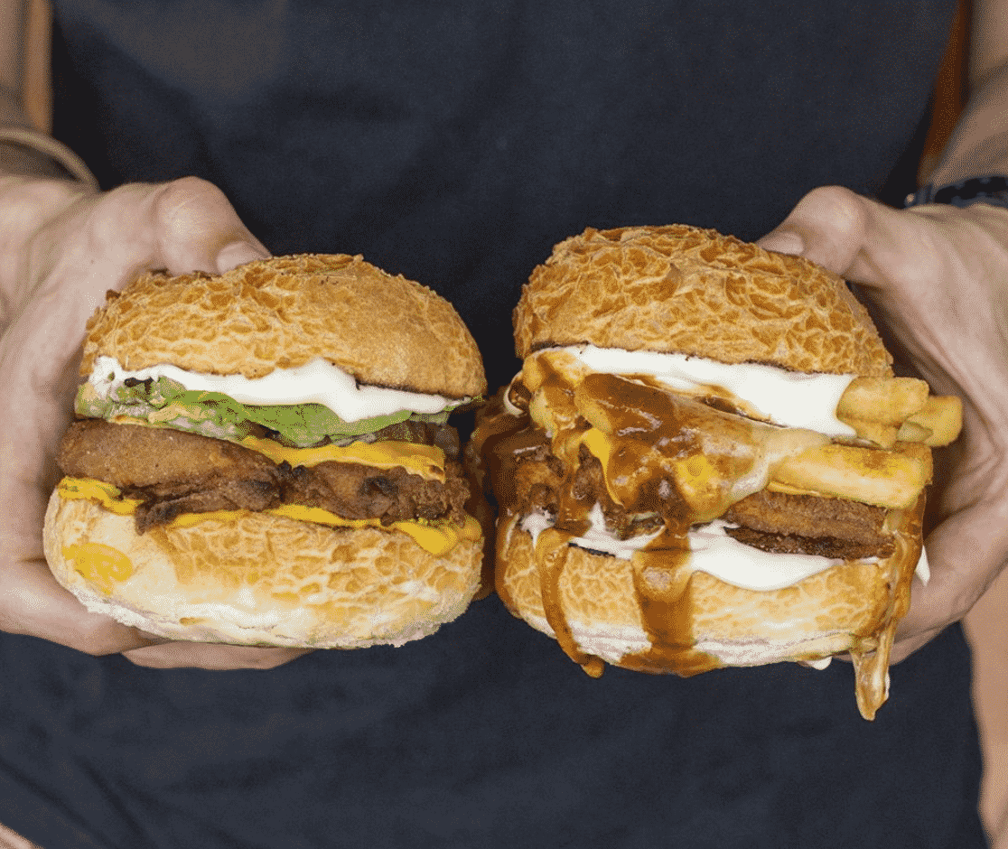 F.A.T Fried & Tasty Burgers in Melbourne