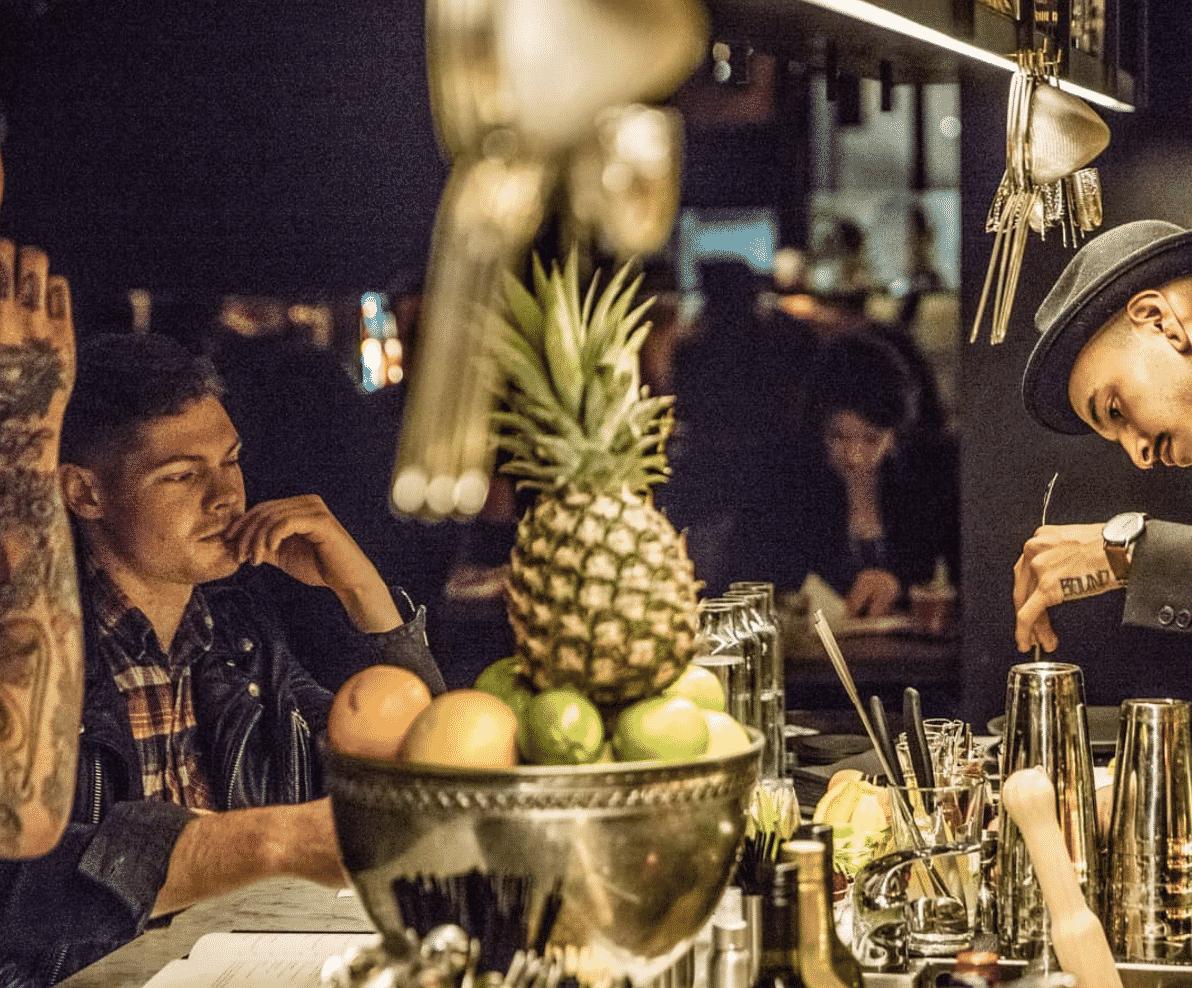 Arlechin Bar in Melbourne