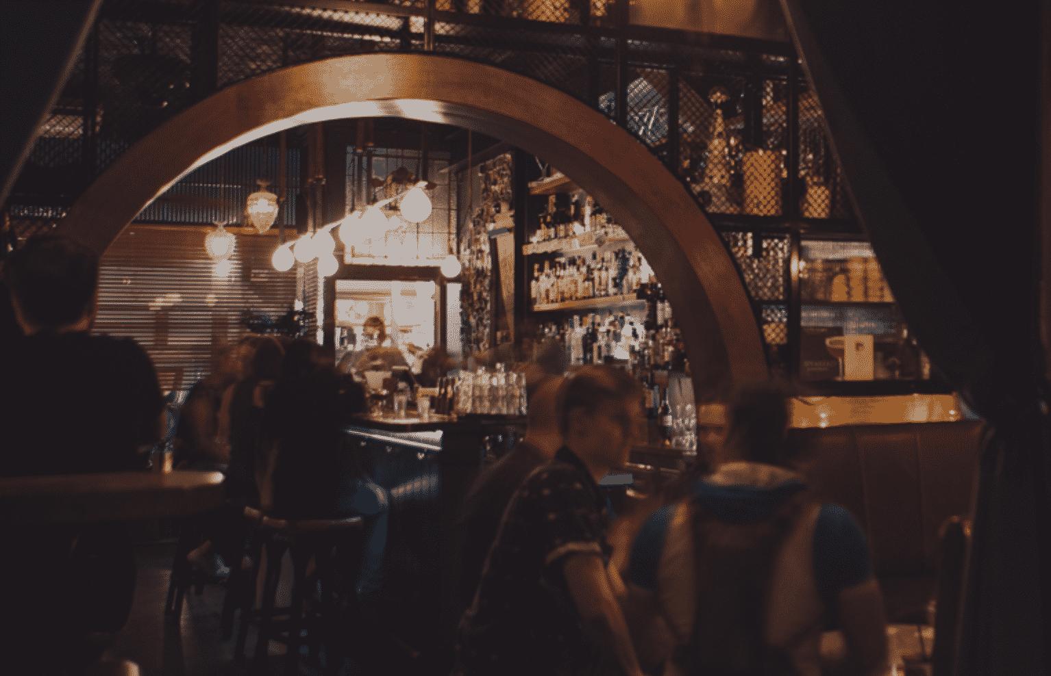Black Pearl Bar in Melbourne