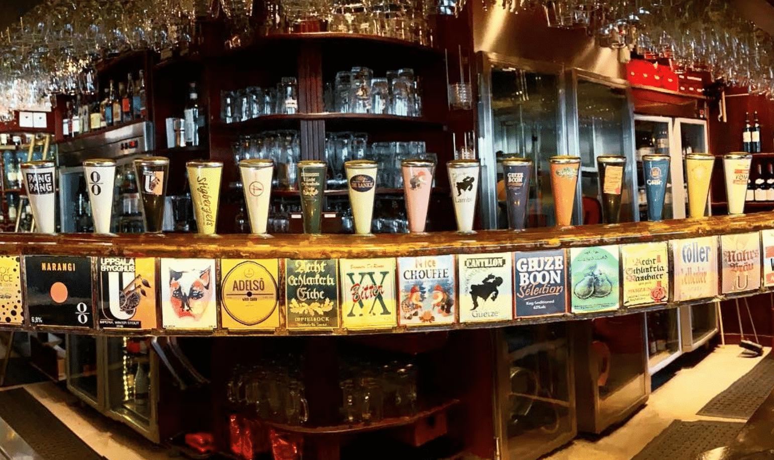 Akkurat Bars In Stockholm