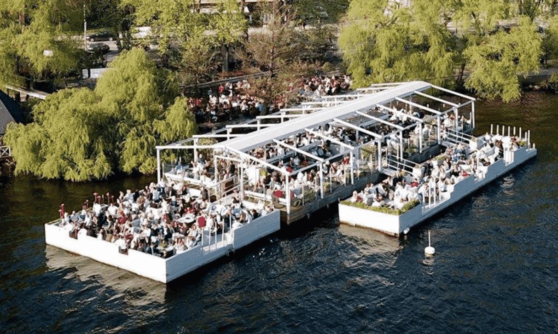 Mälarpaviljongen Bars In Stockholm