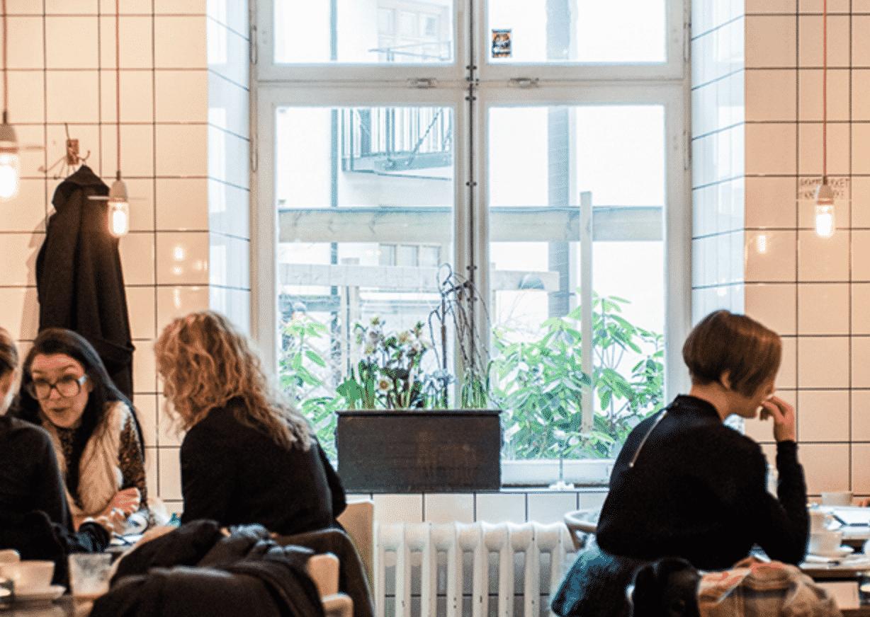 Kaffeverket in Stockholm