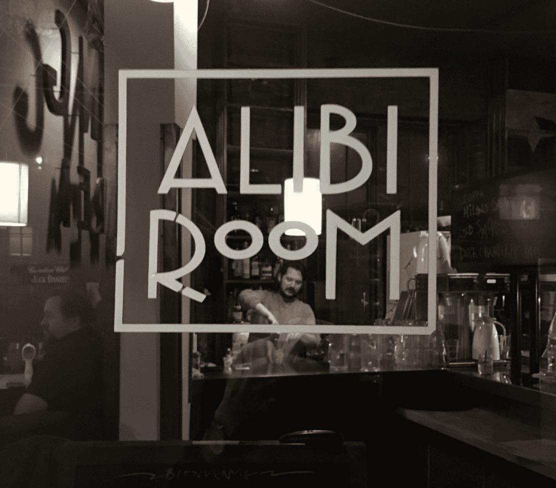 Alibi Room in Vancouver