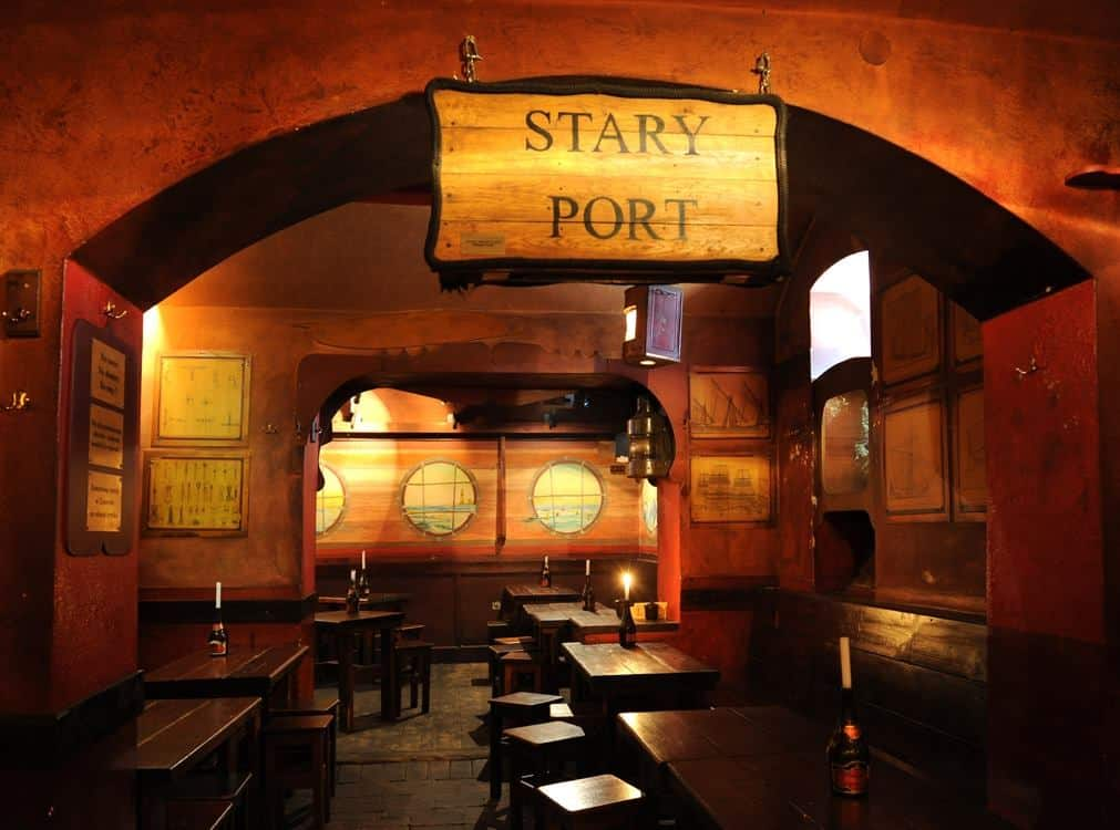 Stary Port Dive Bars In Europe