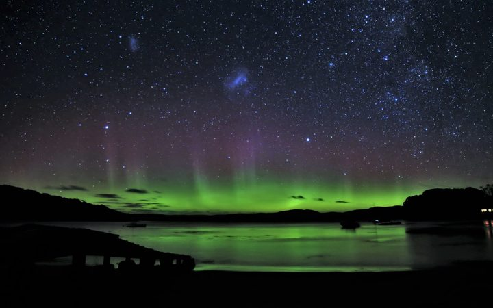 Dark Sky Sanctuary in Auckland