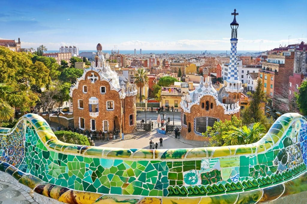 Most visited City Barcelona