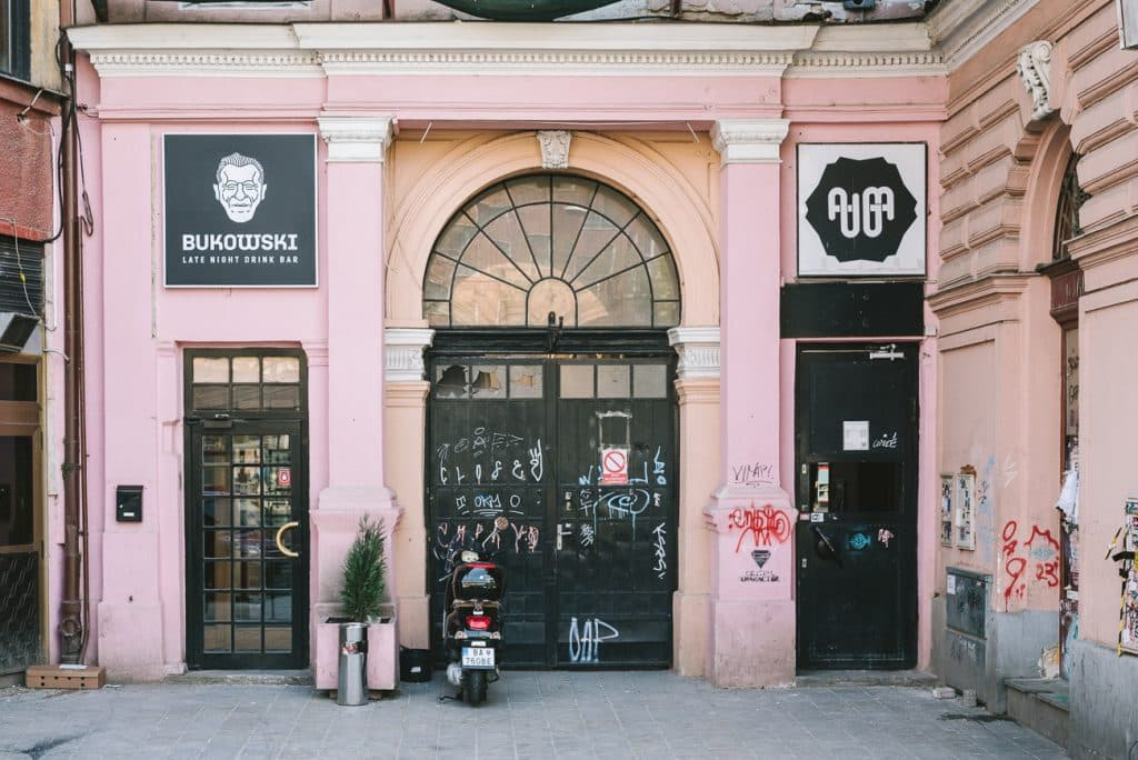 Bukowski Bar In Europe