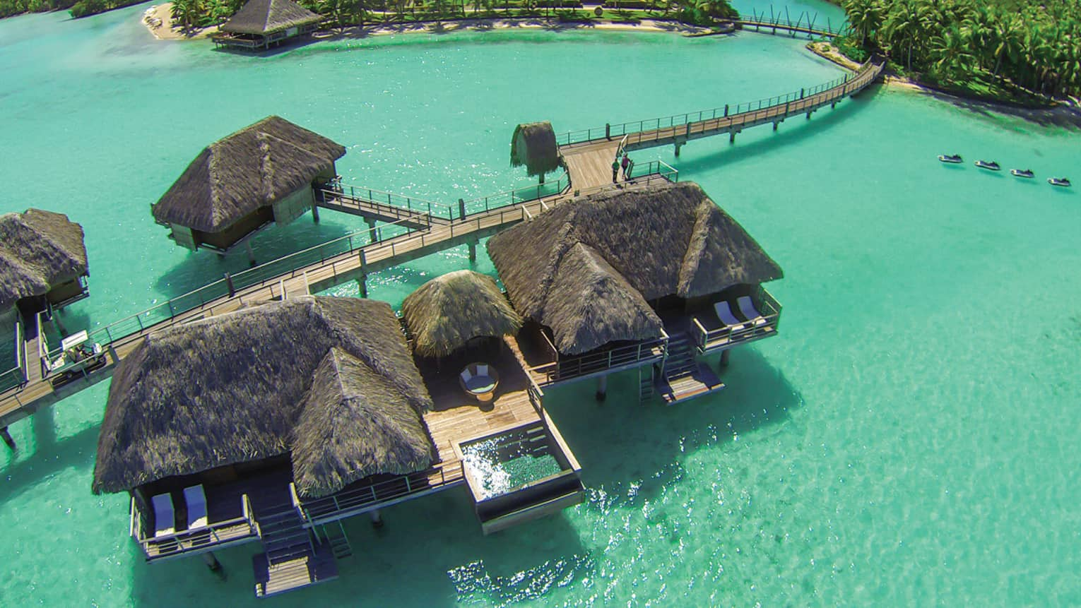 Hotel Of The Day Four Seasons Resort Bora Bora Big 7 Travel