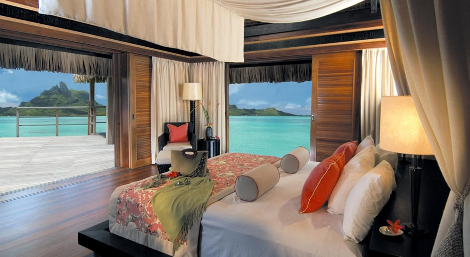 Luxurious Room in Bora Bora