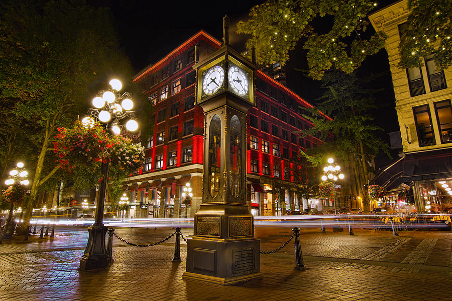 Have a night out in buzzing Gastown