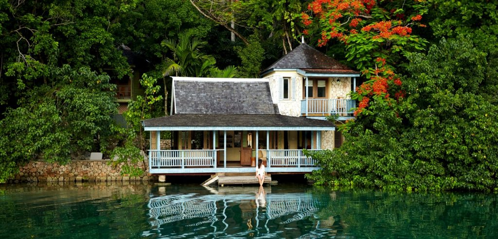 GoldenEye Hotel in Jamaica