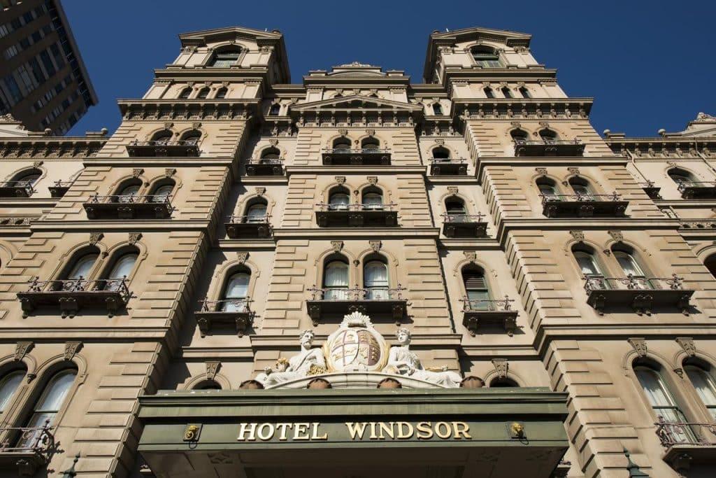 Last grand heritage hotel in Melbourne