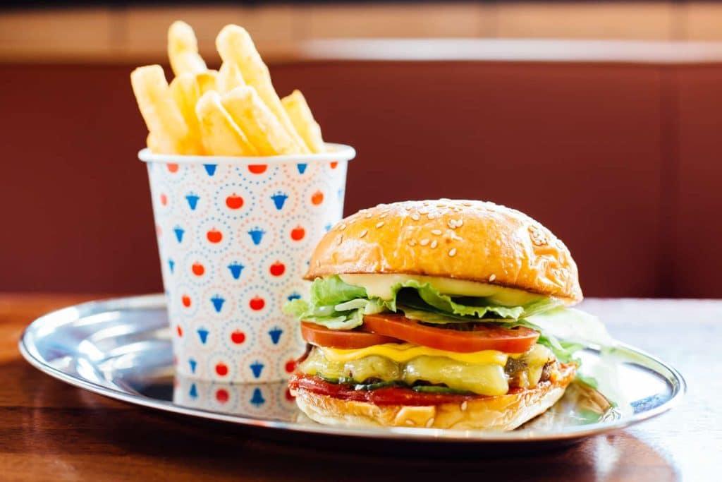 Huxtaburger in Melbourne