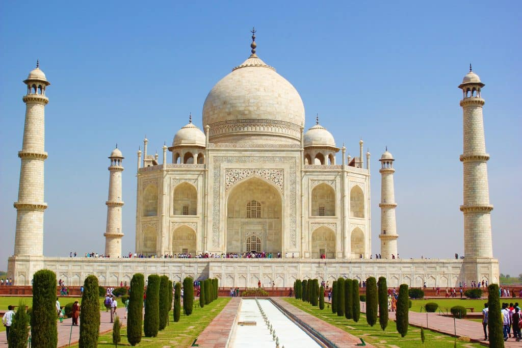 Most visited City Agra