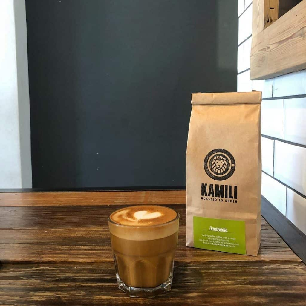Kamili Coffee in South Africa
