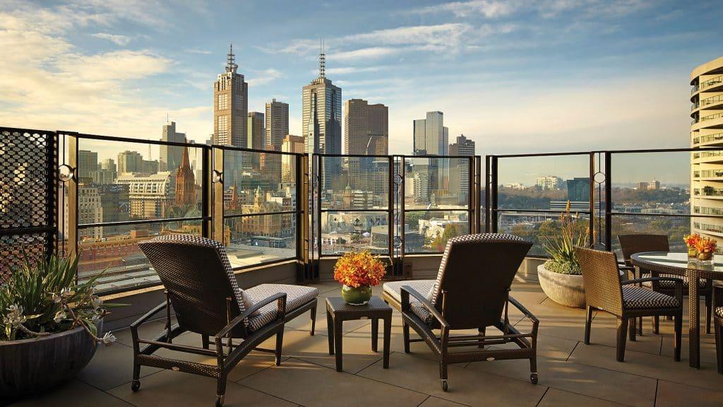 Classy hotel in Melbourne