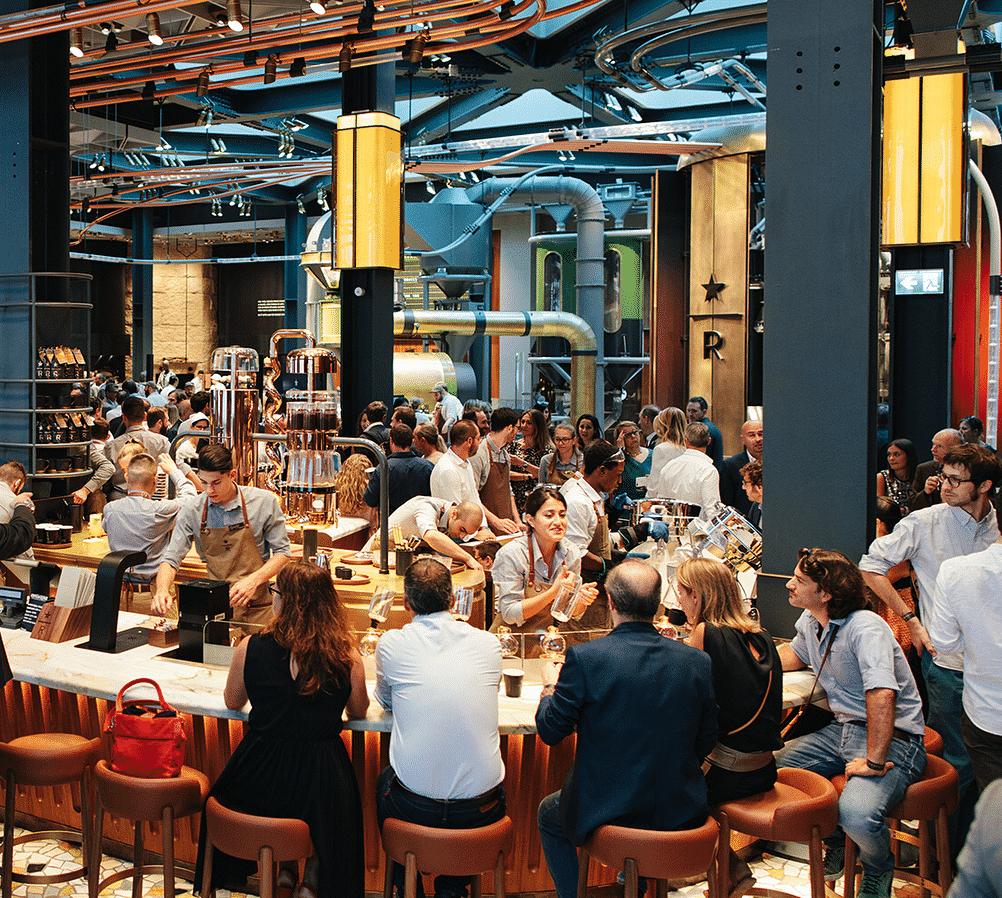 Milano Roastery Coffee in Milan