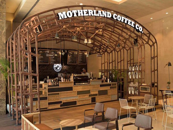 Motherland Coffee Co. in Africa