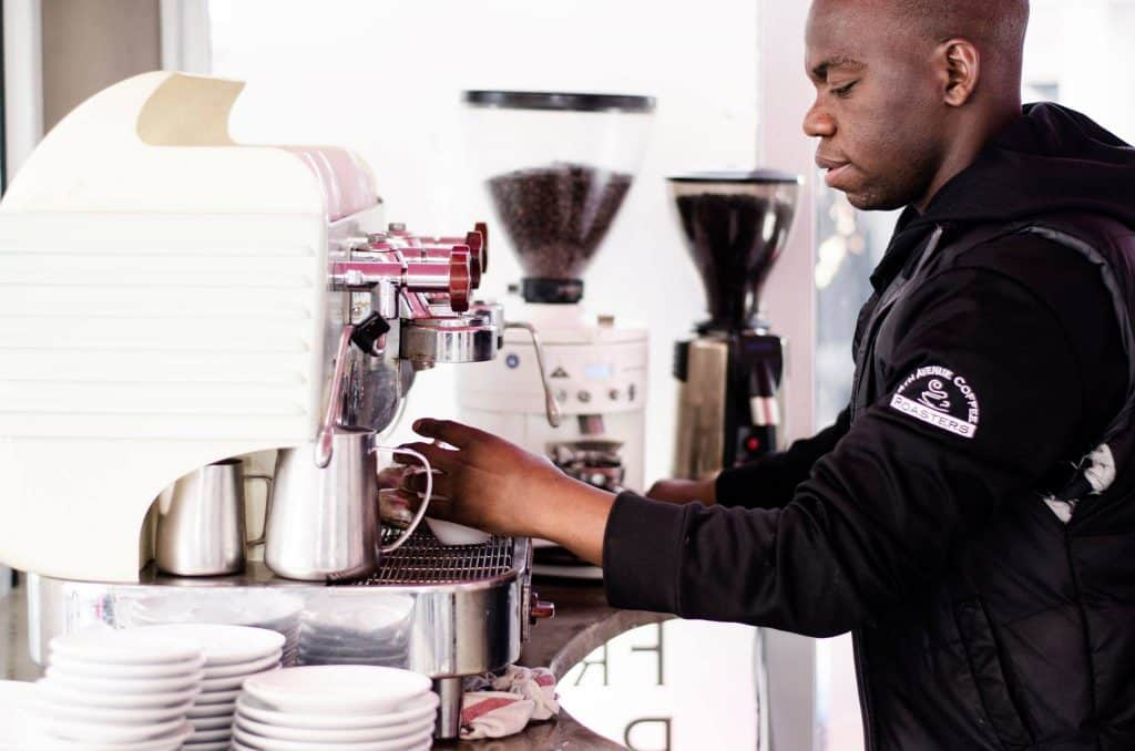 A brilliant fundraising collective in Pretoria voted the 'Best Coffee Shop in South Africa'