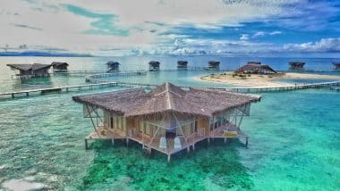 Pulo Cinta Eco Resort, Indonesia