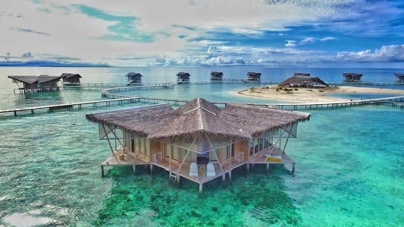Pulo Cinta Eco Resort, Indonesia