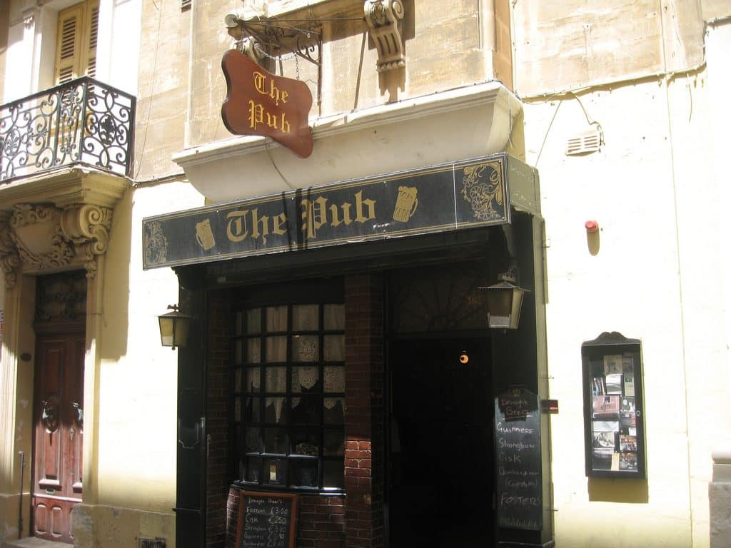 The Pub Dive Bars In Europe