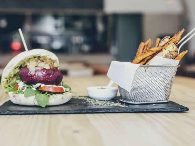 Vegan Food Projectin Portugal
