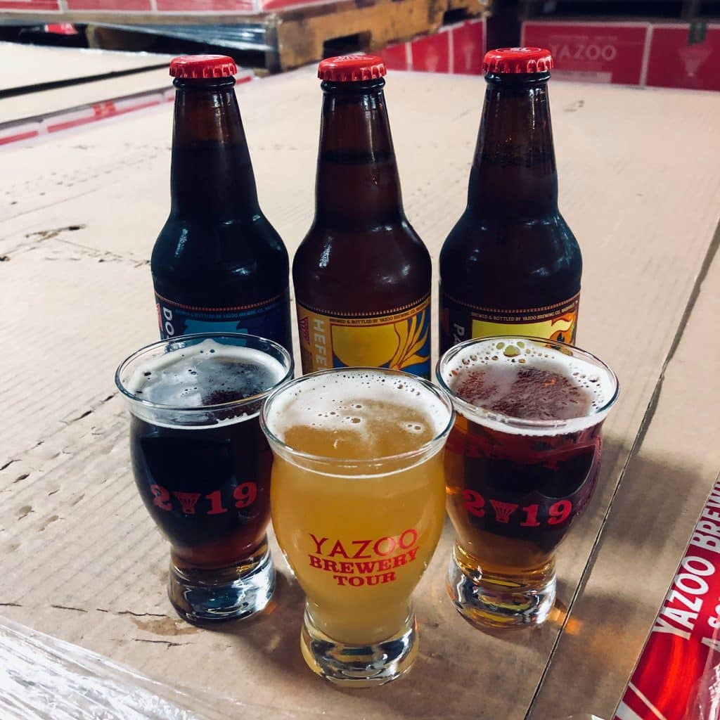 Yazoo Brewing Co. Craft Brewery