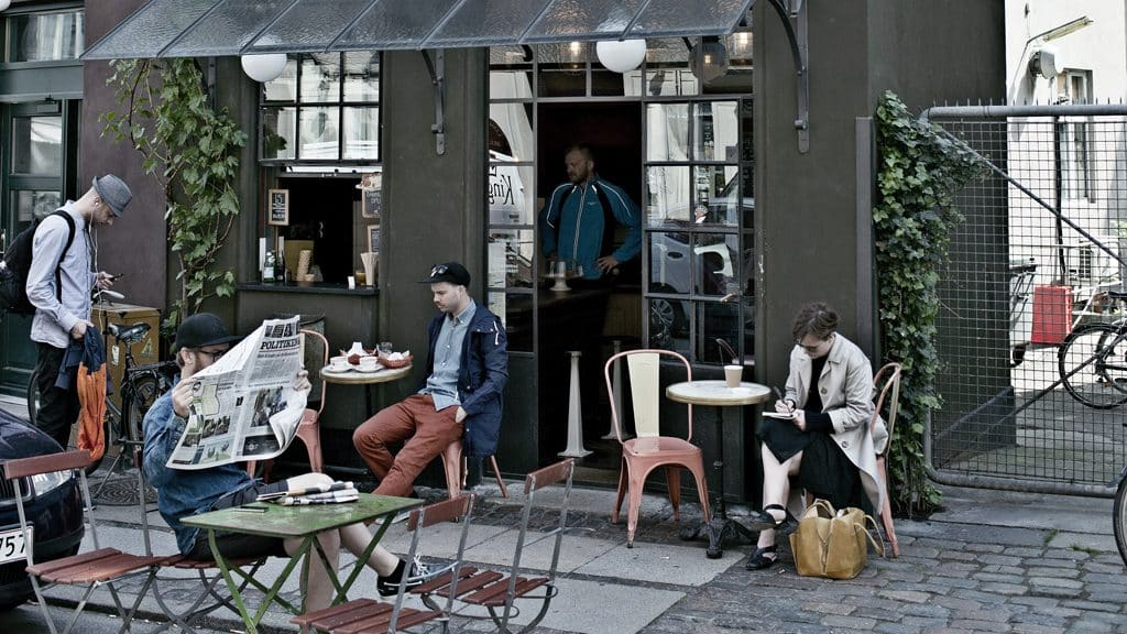 Central Hotel og Café in Copenhagen