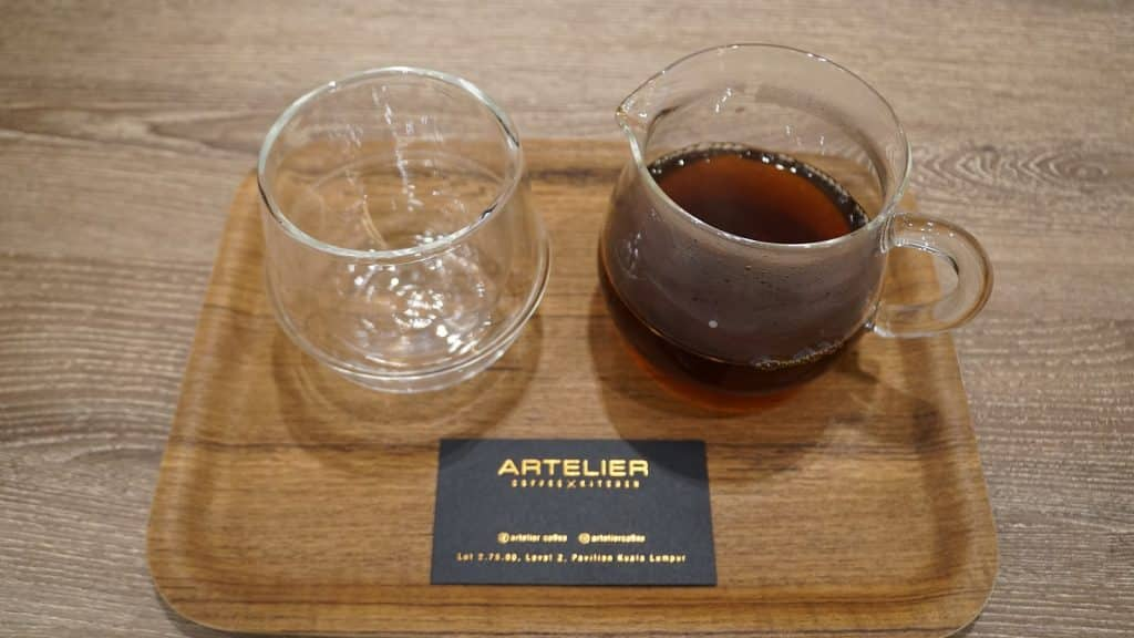 Artelier Coffee x Kitchen
