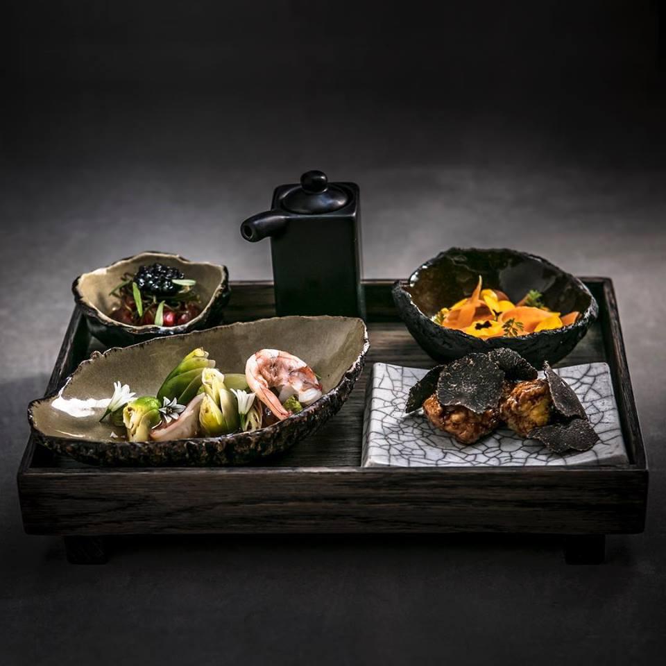 The Kaiseki Tray