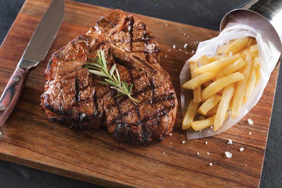 Cape Town Food Steak