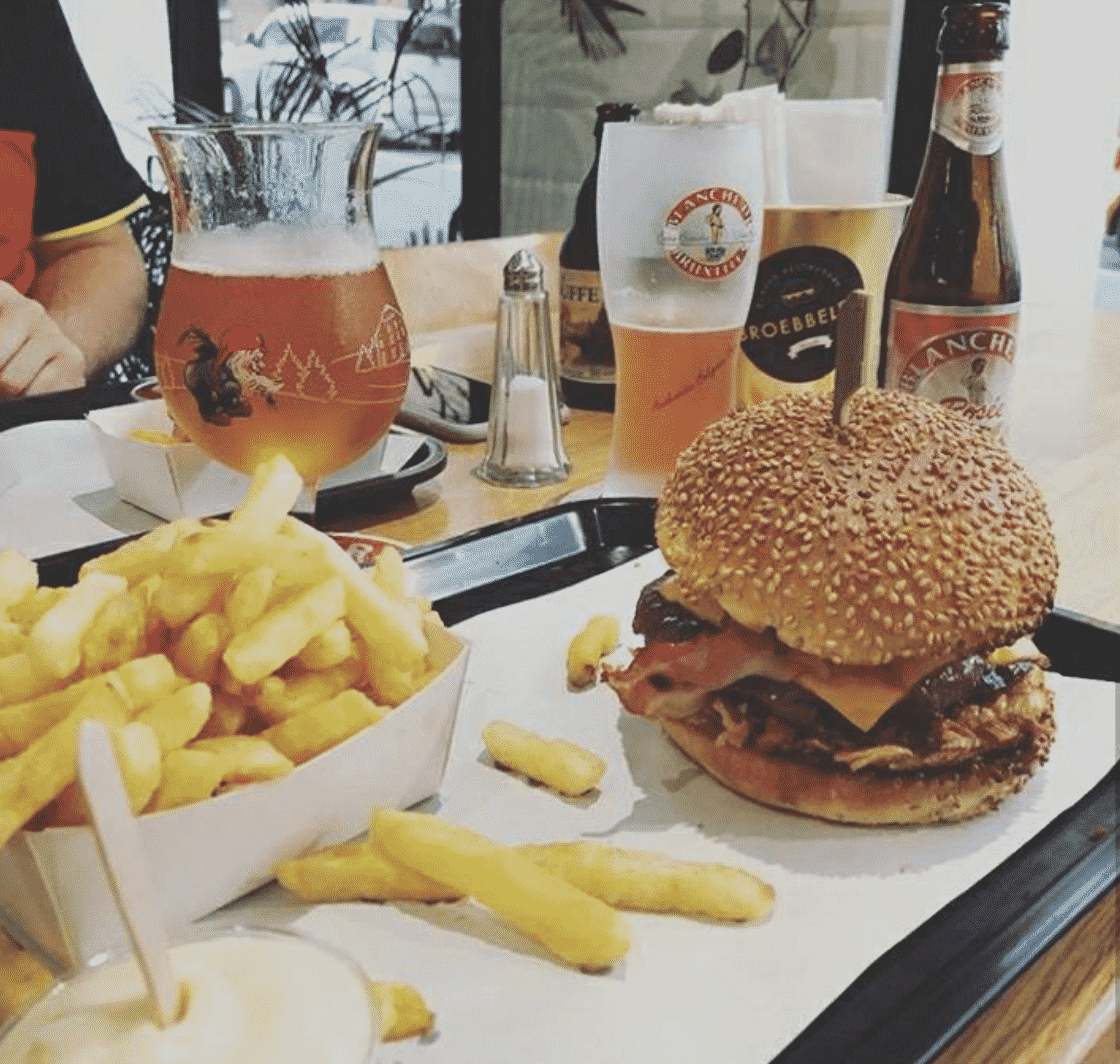 Broebbeleir Burger