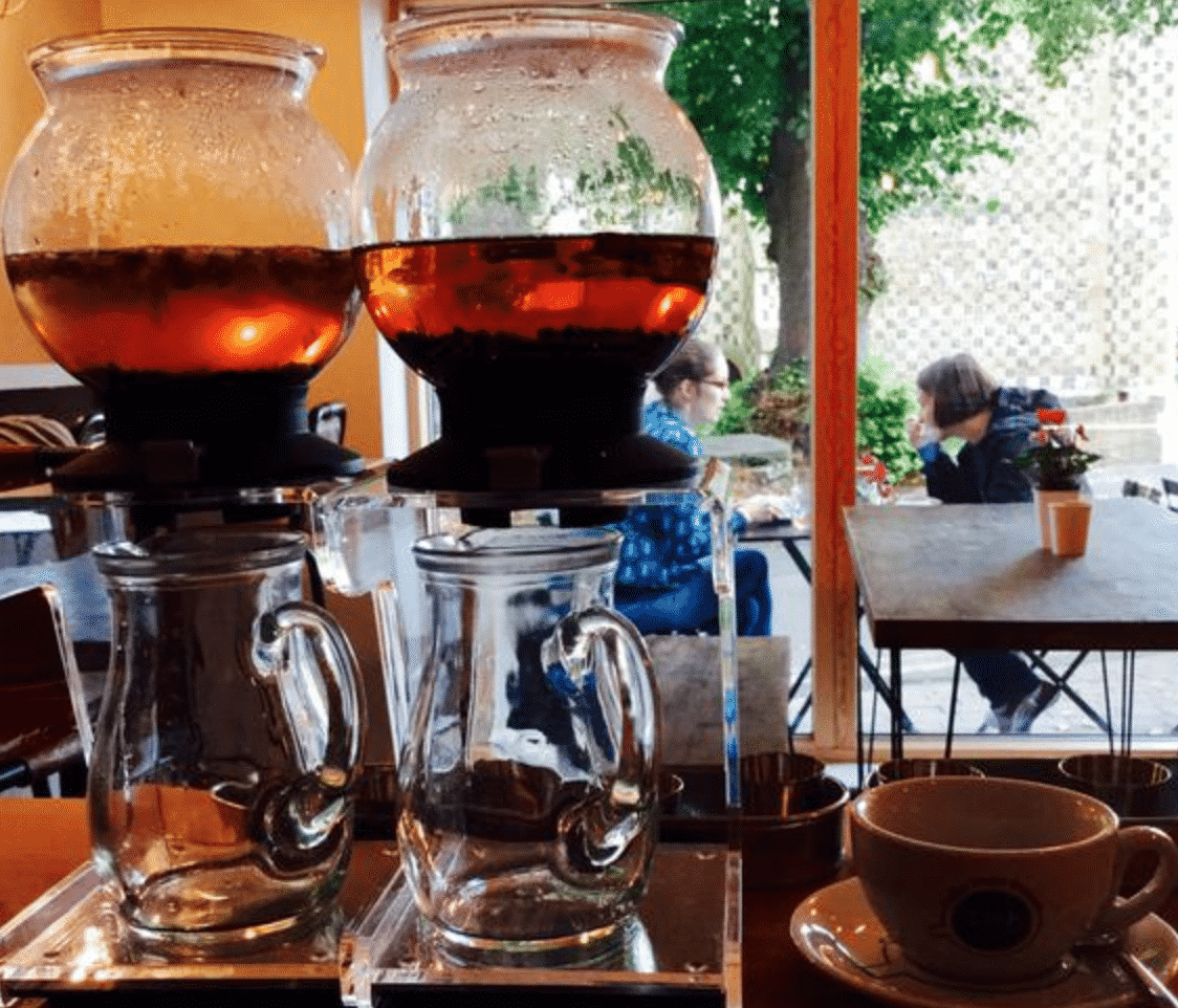 C.U.P. Speciality coffee & tea