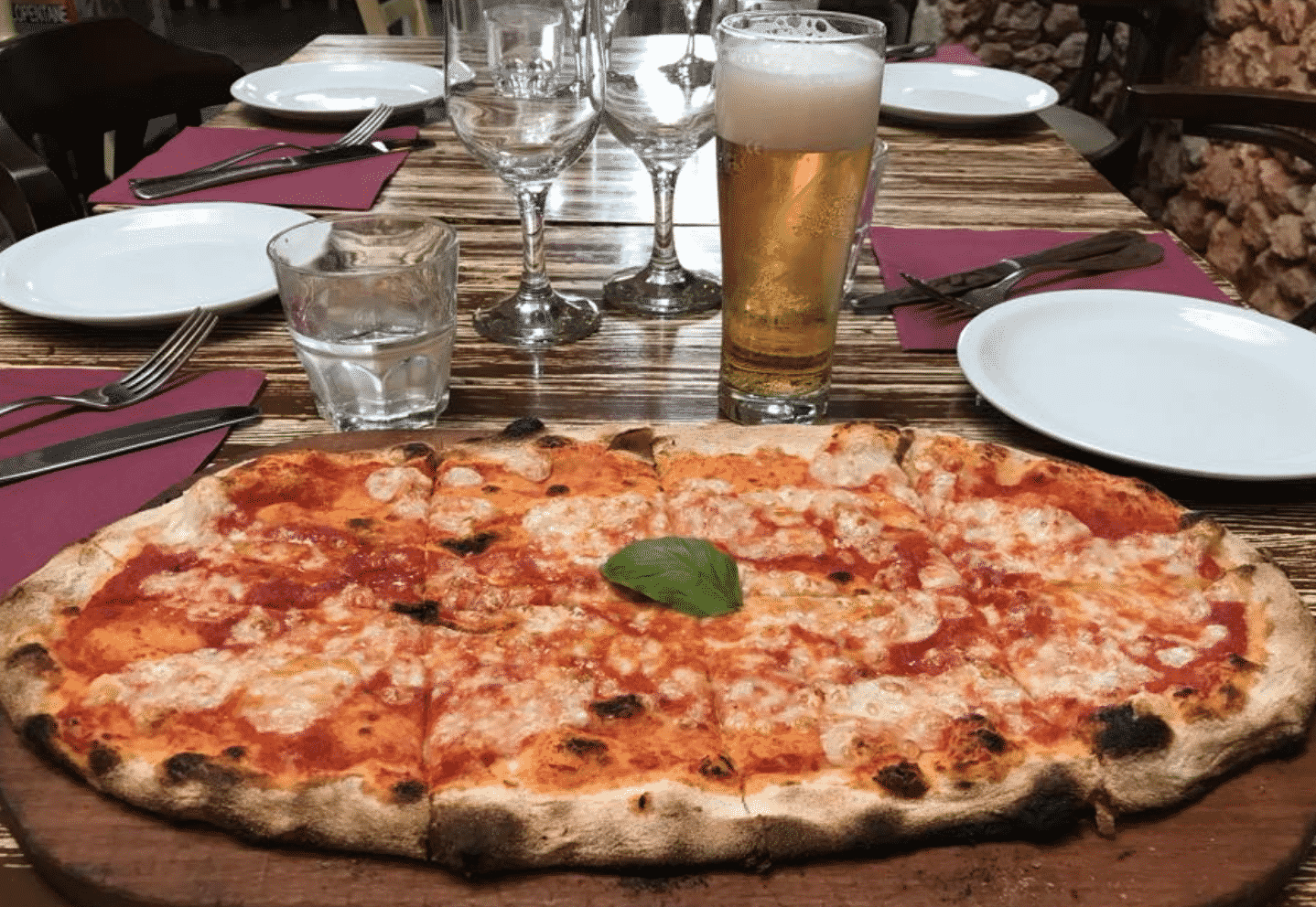 Sotto Pizzeria Italiana In Europe