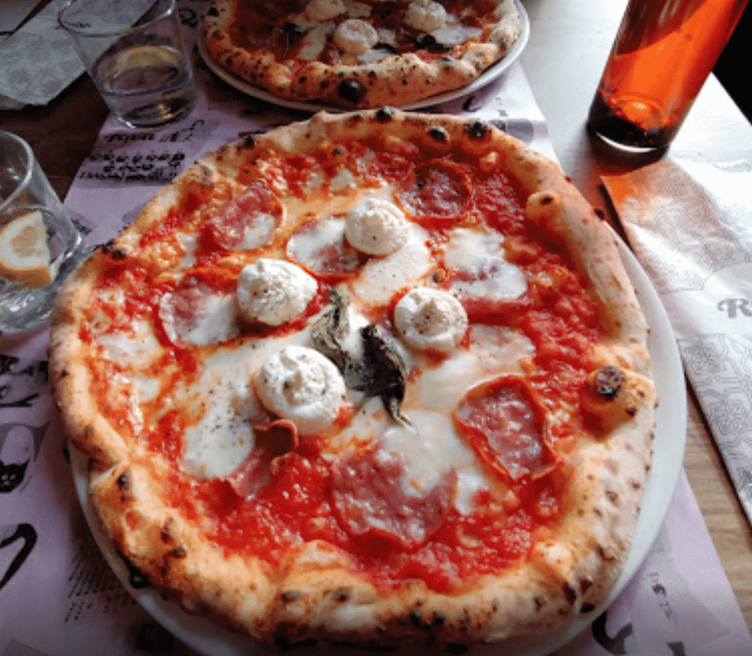 Riva Pizza Türkenstraße