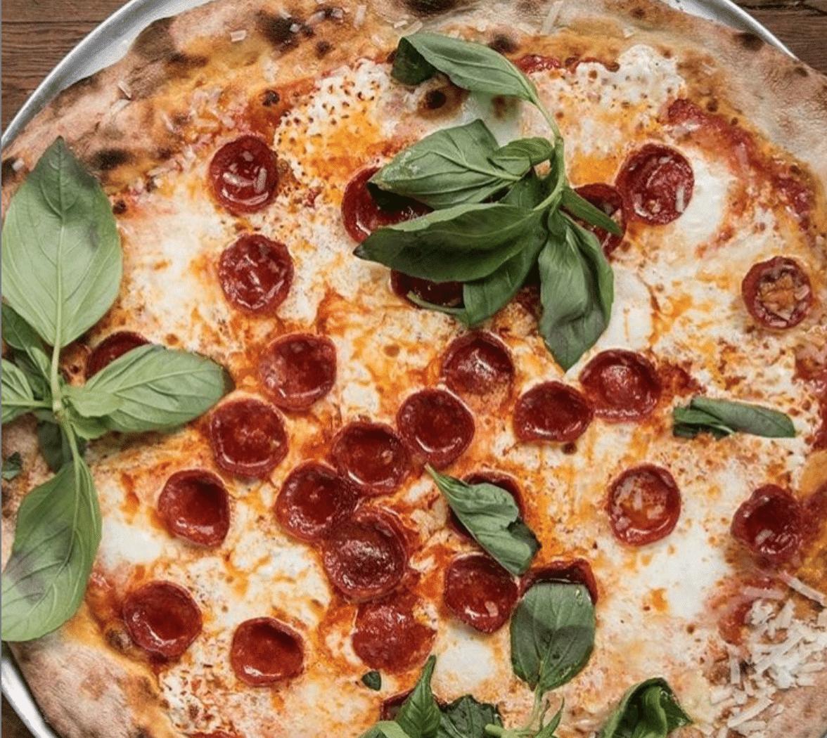 Lucali Pizzeria in NY