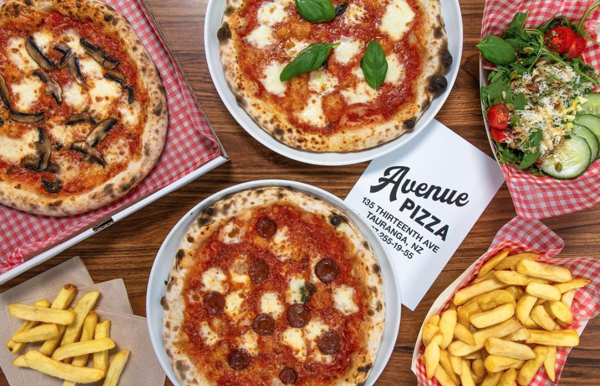 Avenue Pizza in NZ