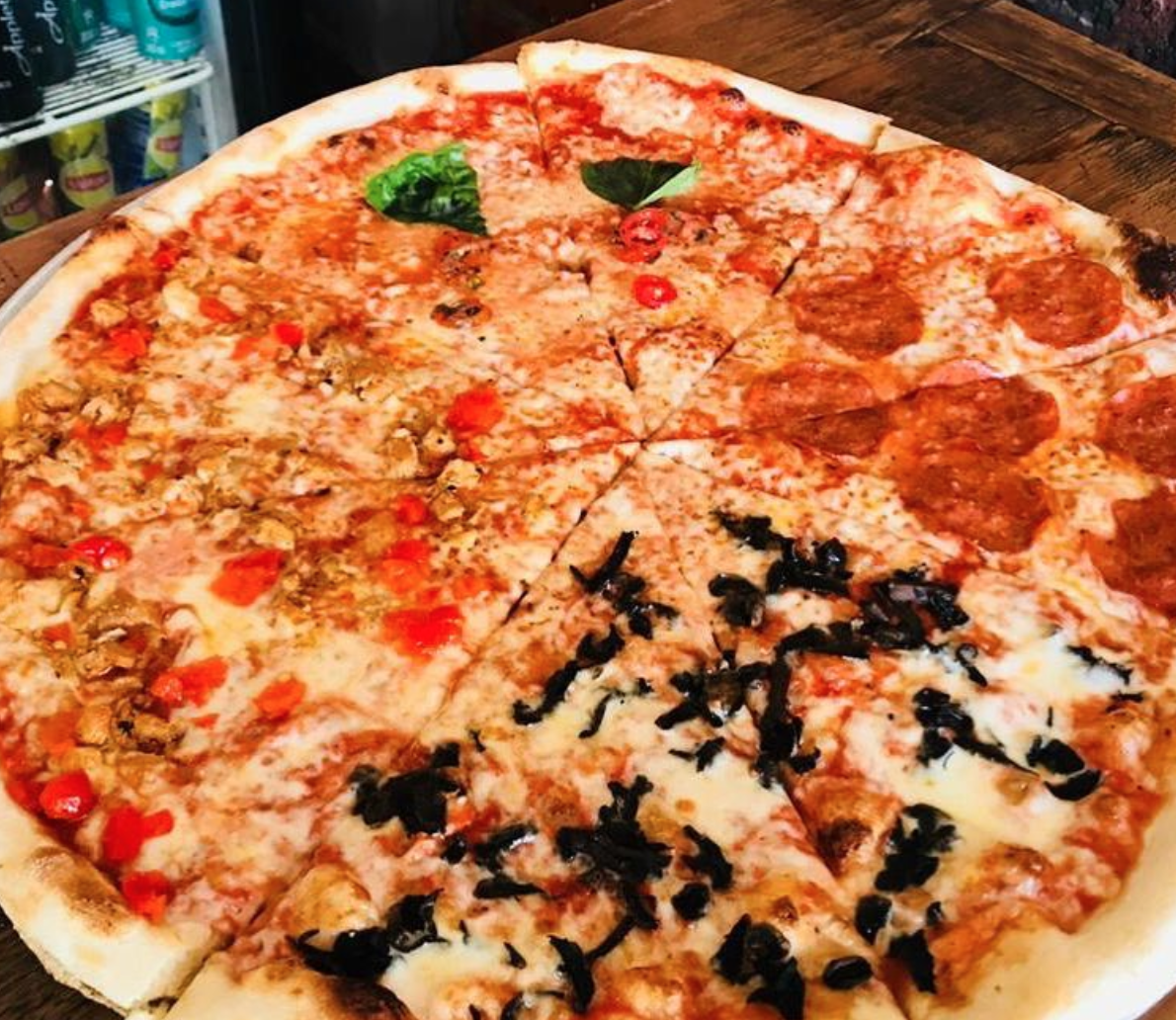 NY Style Pizza in South Africa