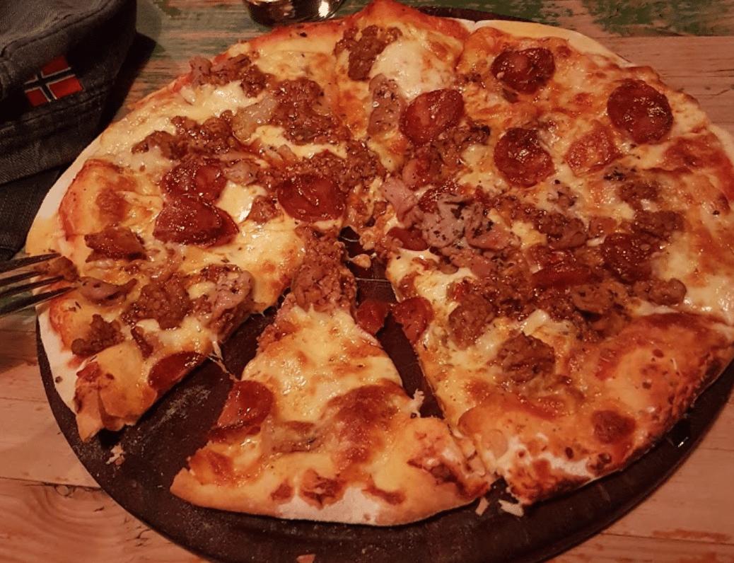 Borruso's Pizza