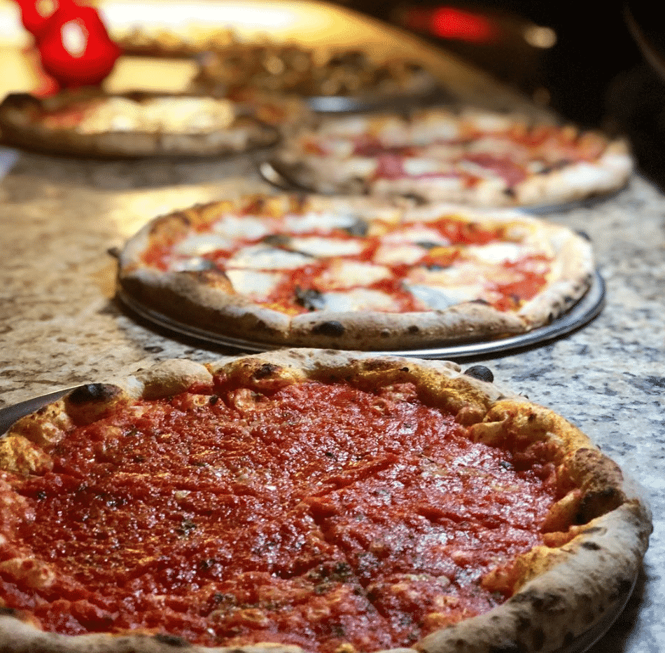 21 Pizzas In Los Angeles