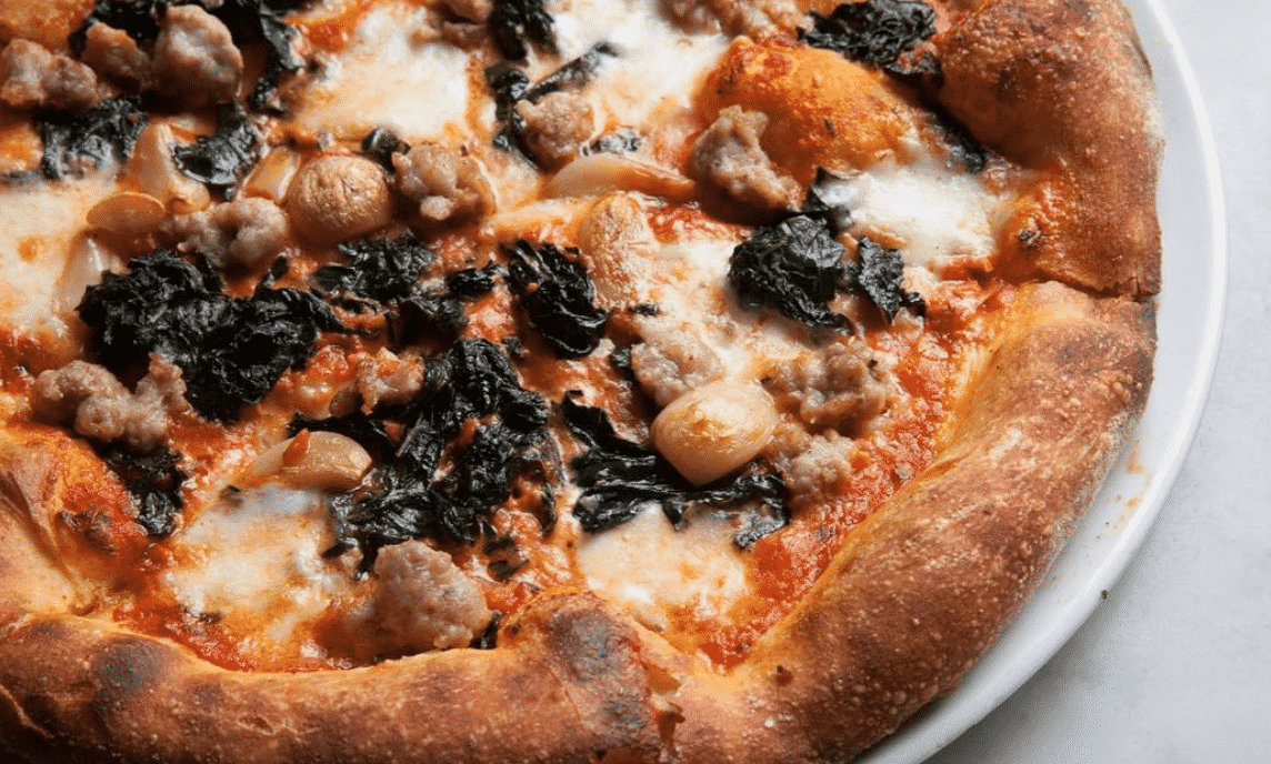 Milo & Olive Pizzeria