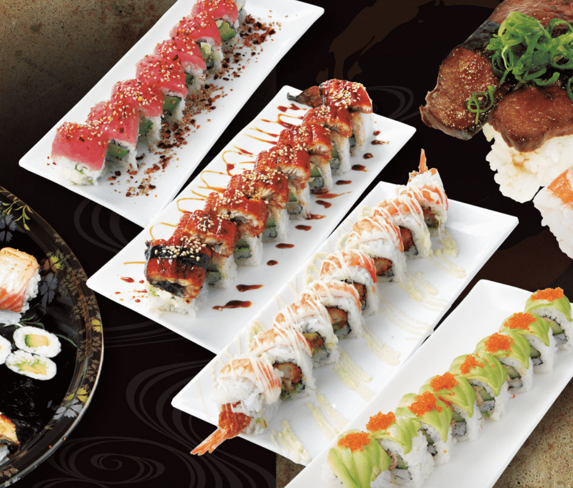 Sushi Rolls in Brisbane