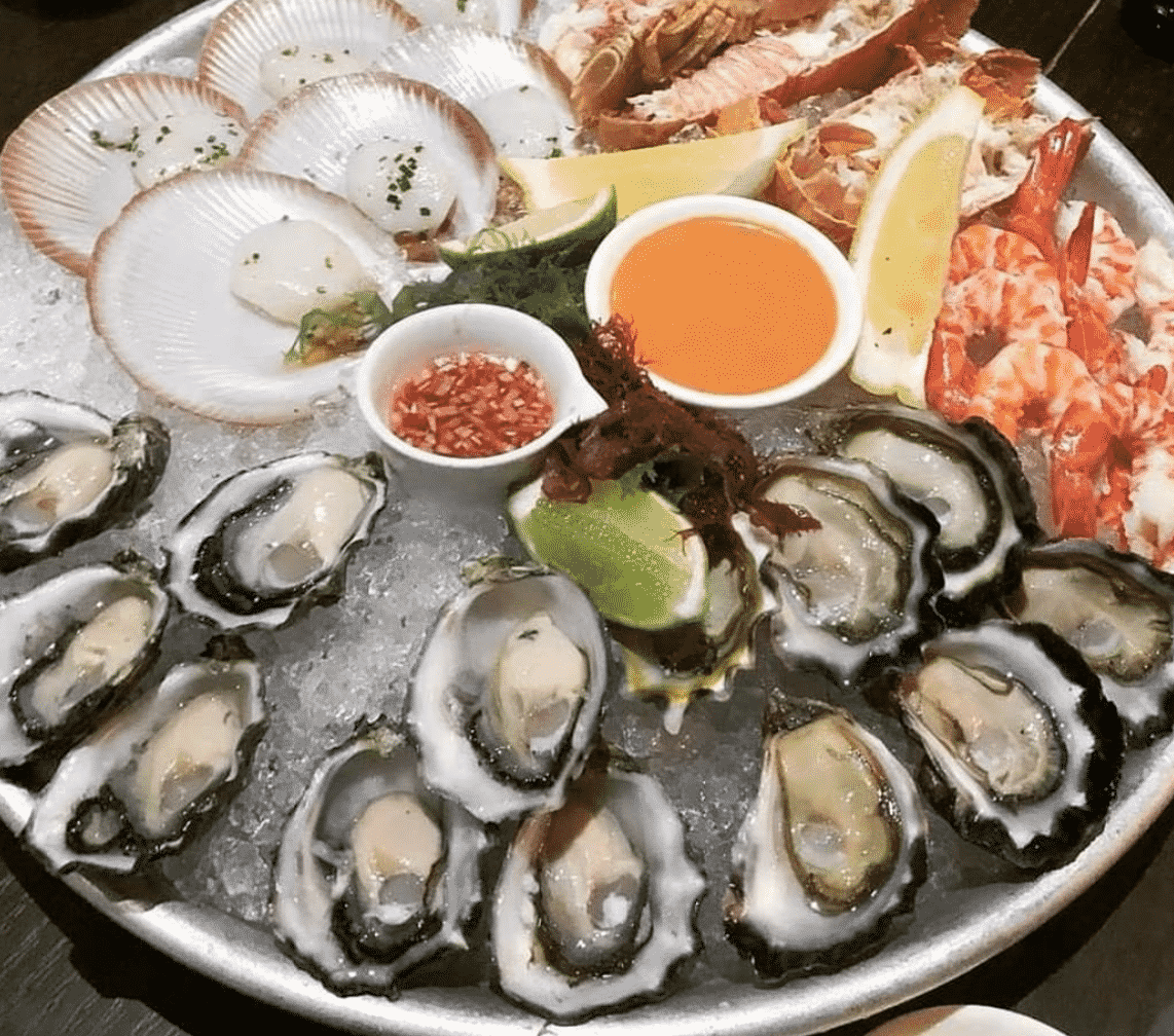 Classic Oysters