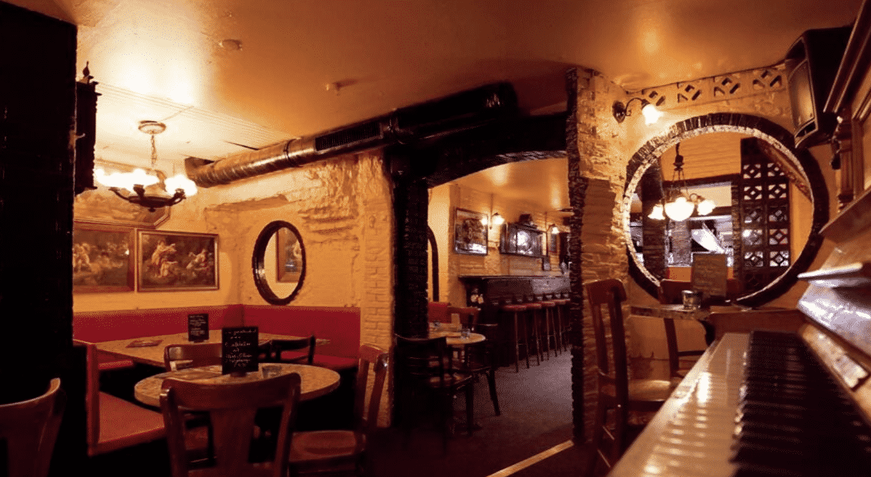Klimperkiste Bars In Hamburg