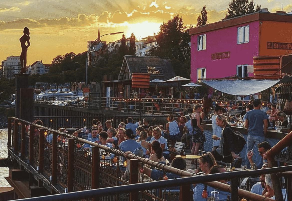 StrandPauli Bars In Hamburg