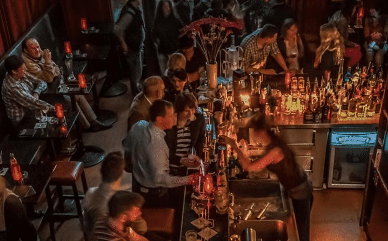 Glanz & Gloria at Schmidts Bar