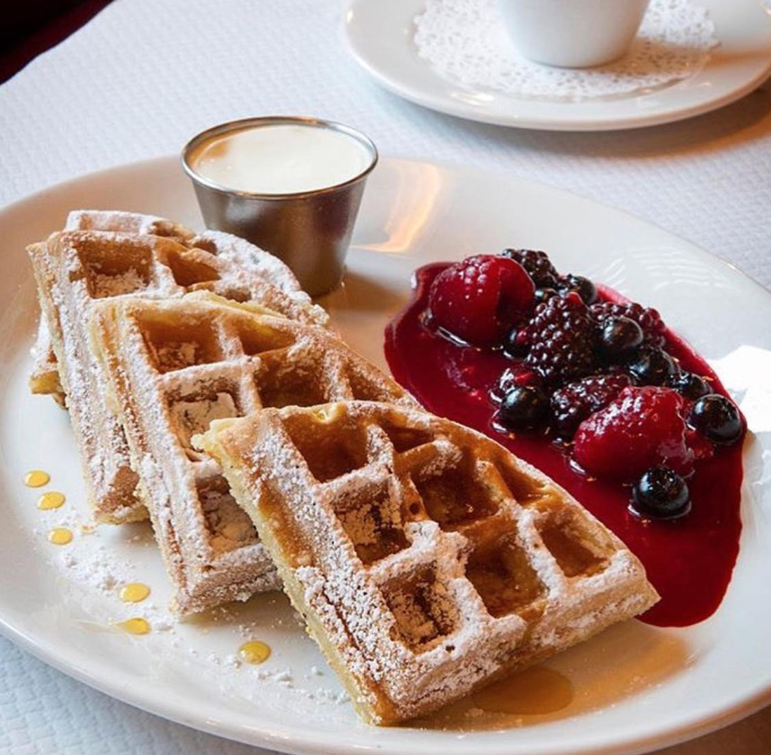 London Breakfasts